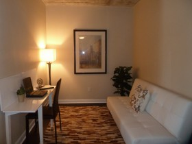 Den condo staging toronto