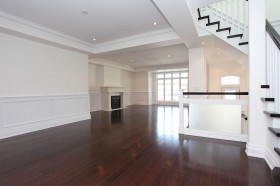 Leaside Custom Home Staging