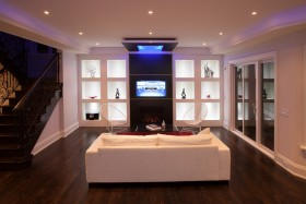 Toronto builder home staging
